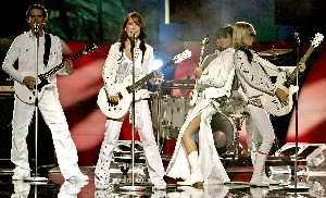 Эстония может гордиться группой Vanilla Ninja: девушки вышли в финал Евровидения с песней Cool Vibes, пусть даже под флагом другой страны