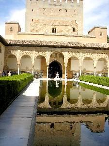 Двор Послов в Альгамбре