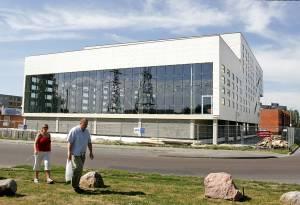 По плану, Центр досуга будет представлять собой здание высотой в четыре этажа общей площадью 4015 кв.м.