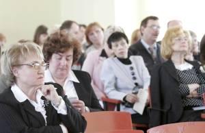 В таллинской Русской гимназии Хааберсти прошла конференция «Двуязычное обучение в основной школе как основа перехода на государственный язык преподавания».
