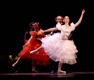 балерина мод все открыто