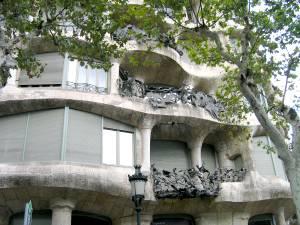 Casa Mila, или La Pedrera