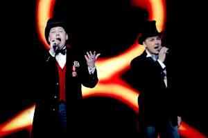 Латыши в шляпах и с немудреной мелодией спели на итальянском языке, чему весьма порадовалась неискушенная финская публика