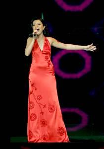 Грузинская певица Софо получила мощную поддержку со стороны правительства страны, которая впервые приняла участие в Евровидении